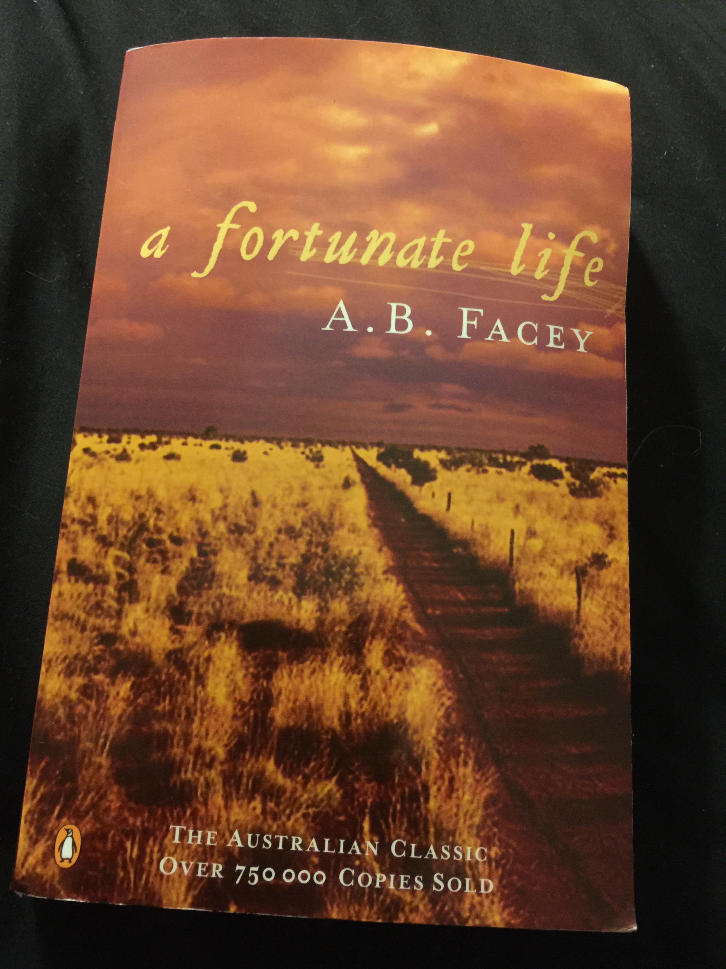 So Ive Started Reading The Autobiography A Fortunate Life By AB Facey And Its Time To Give Book Report I Know What Youre Thinking Hold Your Horses